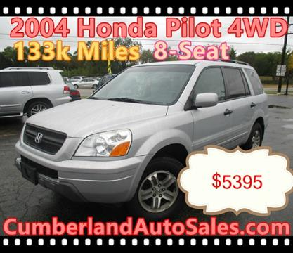2004 Honda Pilot for sale in Des Plaines IL