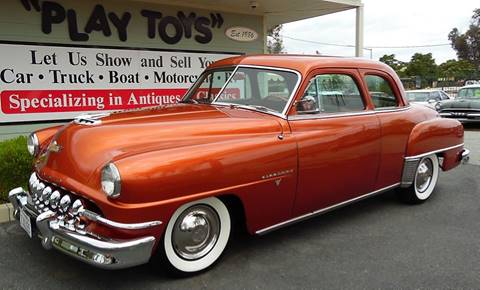 1952 Desoto Firedome 8 for sale in Redlands, CA