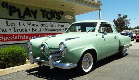 1951 Studebaker Champion for sale in Redlands, CA