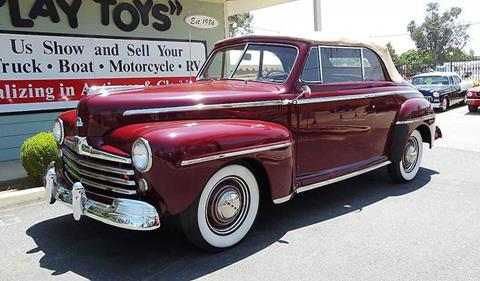 1947 Ford Cabriolet  for sale in Redlands, CA