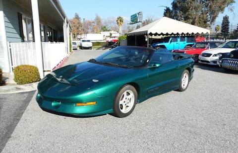 1995 Pontiac Firebird for sale in Redlands, CA