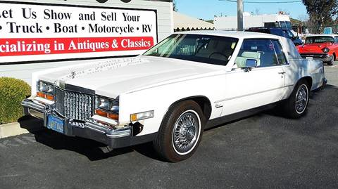 1980 Cadillac Eldorado for sale in Redlands, CA