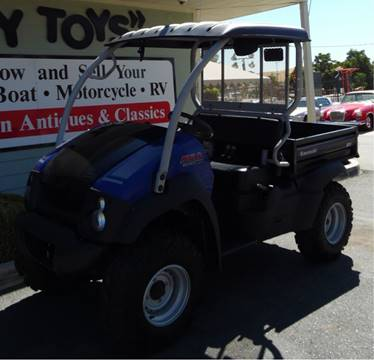 2011 Kawasaki Mule 610 XC for sale in Redlands, CA