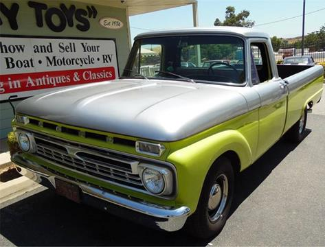 1966 Ford F-100 for sale in Redlands, CA