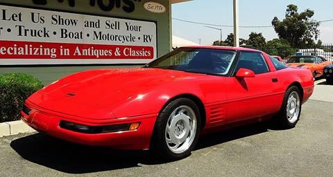 1991 Chevrolet Corvette for sale in Redlands, CA