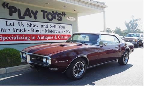 1968 Pontiac Firebird for sale in Redlands, CA