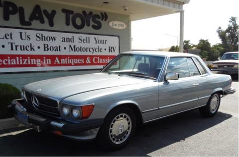 1981 Mercedes-Benz 380-Class for sale in Redlands, CA