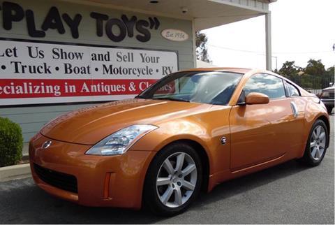 2003 Nissan 350Z for sale in Redlands, CA