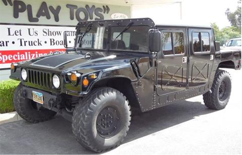 1986 AM General Hummer for sale in Redlands, CA
