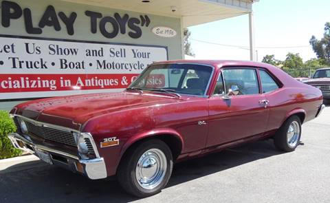 1970 Chevrolet Nova for sale in Redlands, CA