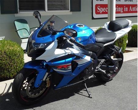 2013 Suzuki GSXR600 for sale in Redlands, CA