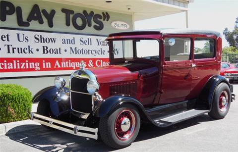 1929 Ford Model A for sale in Redlands, CA