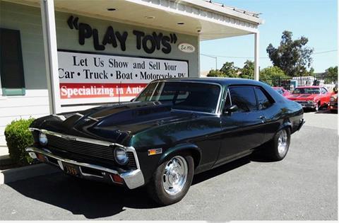 1969 Chevrolet Nova for sale in Redlands, CA