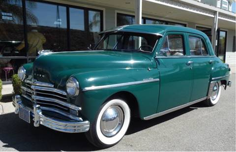 1949 Plymouth Deluxe for sale in Redlands, CA
