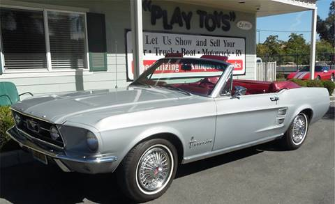 1967 Ford Mustang for sale in Redlands, CA