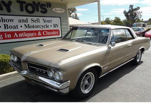 1964 Pontiac GTO for sale in Redlands, CA