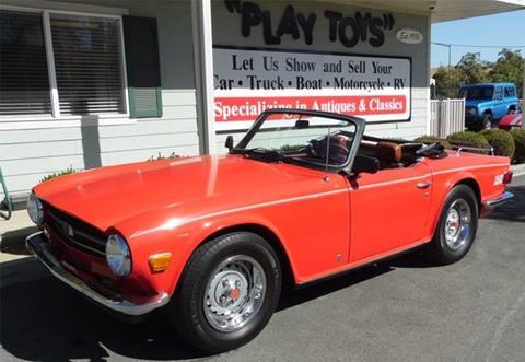 1974 Triumph TR6 for sale in Redlands, CA