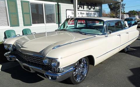 1960 Cadillac Deville For Sale In Minnesota Carsforsale Com