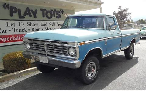 ford 1973 truck