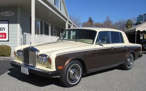 1978 Rolls-Royce Silver Shadow for sale in Redlands, CA