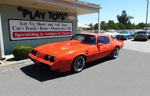 1980 Pontiac Trans Am for sale in Redlands, CA