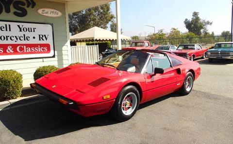 1978 Ferrari 308 GTS for sale in Redlands, CA