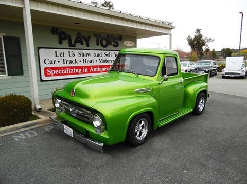1953 Ford F-100 for sale in Redlands, CA