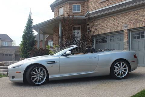 2005 Aston Martin DB9 for sale in Redlands, CA