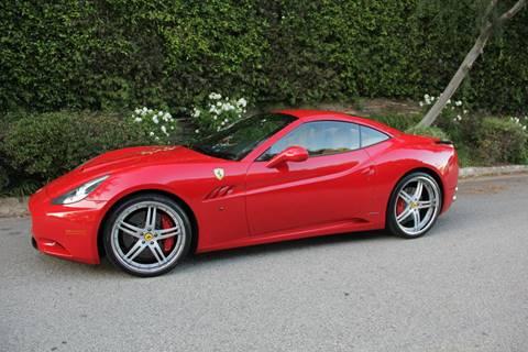 2010 Ferrari California for sale in Redlands, CA