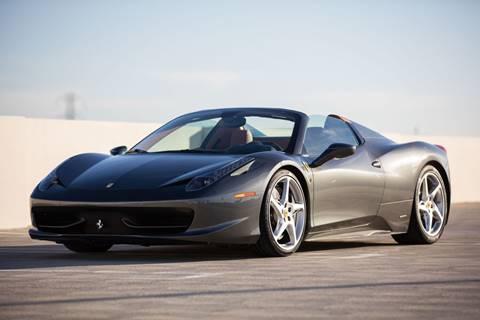 2013 Ferrari 458 Spider for sale in Redlands, CA