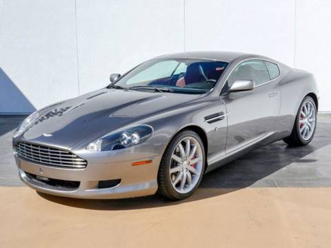 2006 Aston Martin DB9 for sale in Redlands, CA