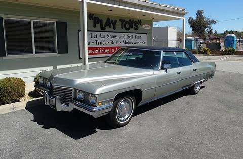 1972 Cadillac DeVille for sale in Redlands, CA