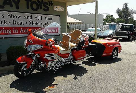 2003 Honda Goldwing for sale in Redlands, CA