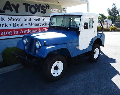 1969 Jeep CJ-5 for sale in Redlands, CA