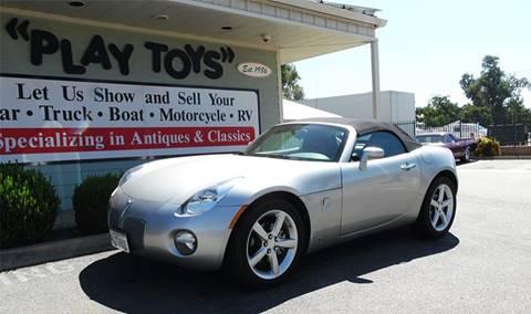 2009 Pontiac Solstice for sale in Redlands, CA