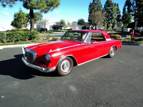 1962 Studebaker Hawk for sale in Redlands, CA