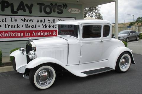 1930 Ford Model A for sale in Redlands, CA