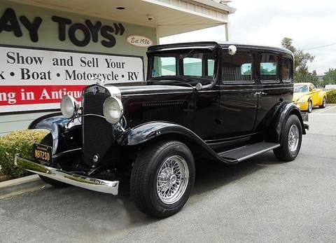 1931 Chevrolet Street Rod for sale in Redlands, CA