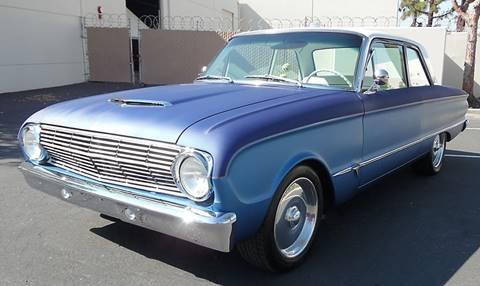 1963 Ford Falcon for sale in Redlands, CA