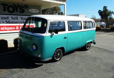 Volkswagen San Bernardino >> Used Volkswagen Bus For Sale In San Bernardino Ca