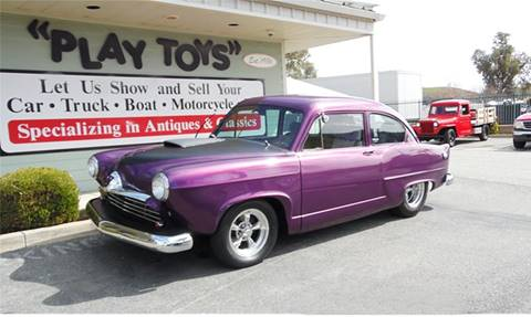 1953 Henry J Corsair for sale at Play Toys Classic Cars in Redlands CA