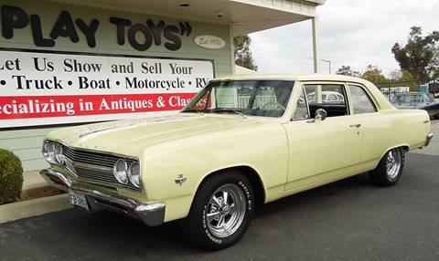 1965 Chevrolet Chevelle for sale in Redlands, CA