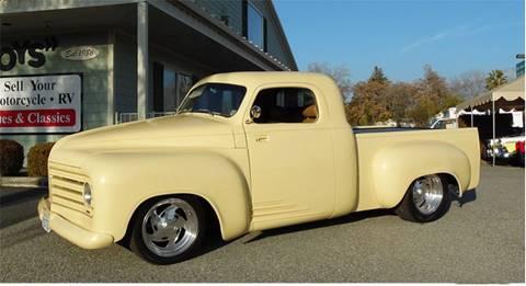 1949 Studebaker Pickup for sale in Redlands, CA