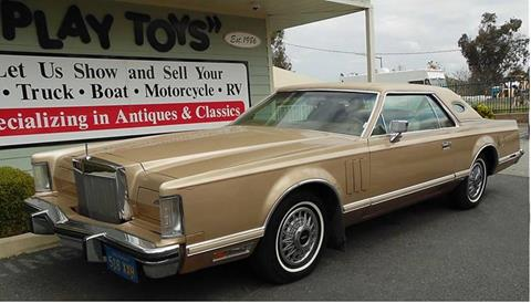 1979 Lincoln Continental for sale in Redlands, CA