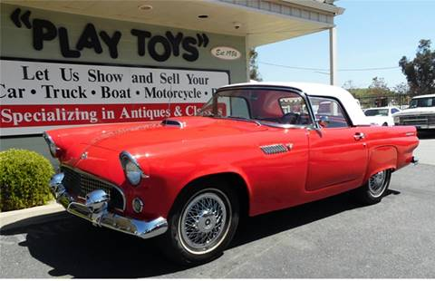 1955 Ford Thunderbird for sale in Redlands, CA