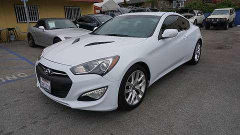 2016 Hyundai Genesis Coupe for sale in Los Angeles, CA