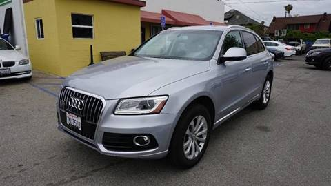 2015 Audi Q5 for sale in Los Angeles, CA