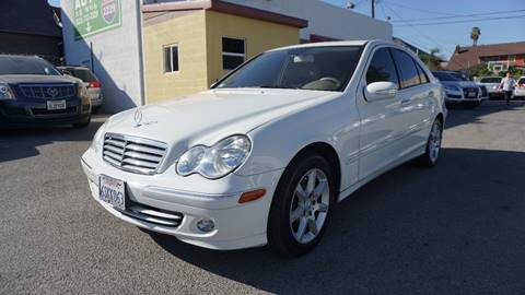 2007 Mercedes-Benz C-Class for sale in Los Angeles, CA