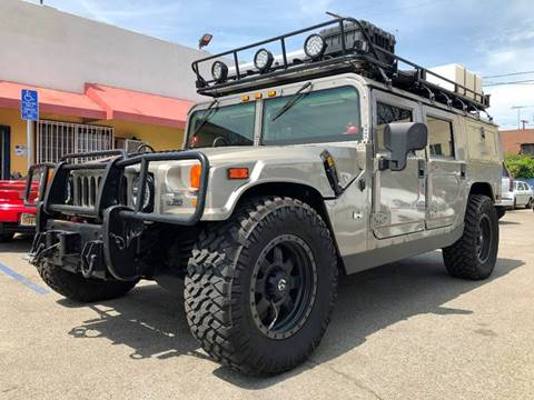 2004 HUMMER H1 for sale at Auto Ave in Los Angeles CA