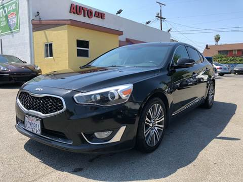 2014 Kia Cadenza for sale at Auto Ave in Los Angeles CA